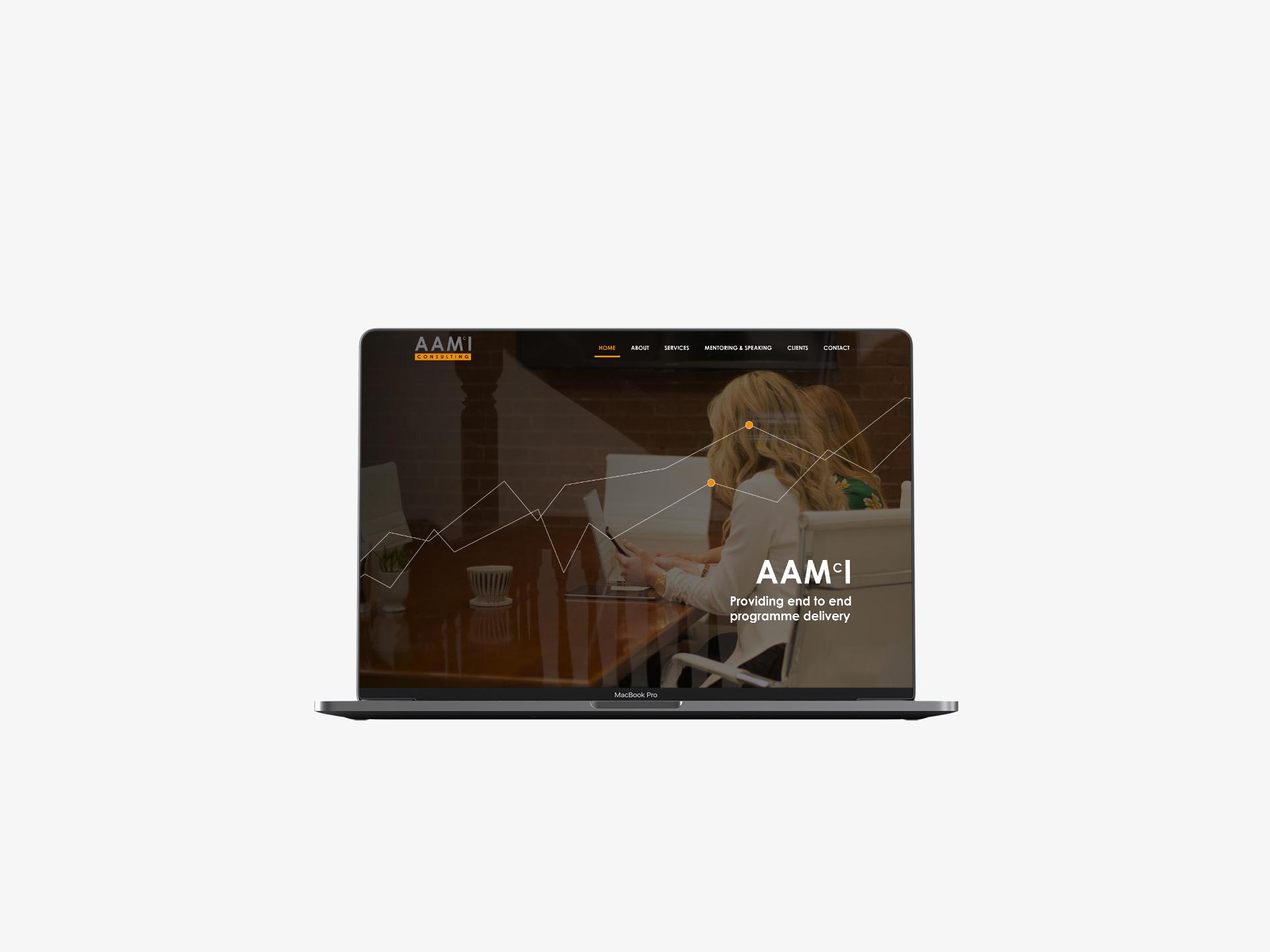 AAMcI Website