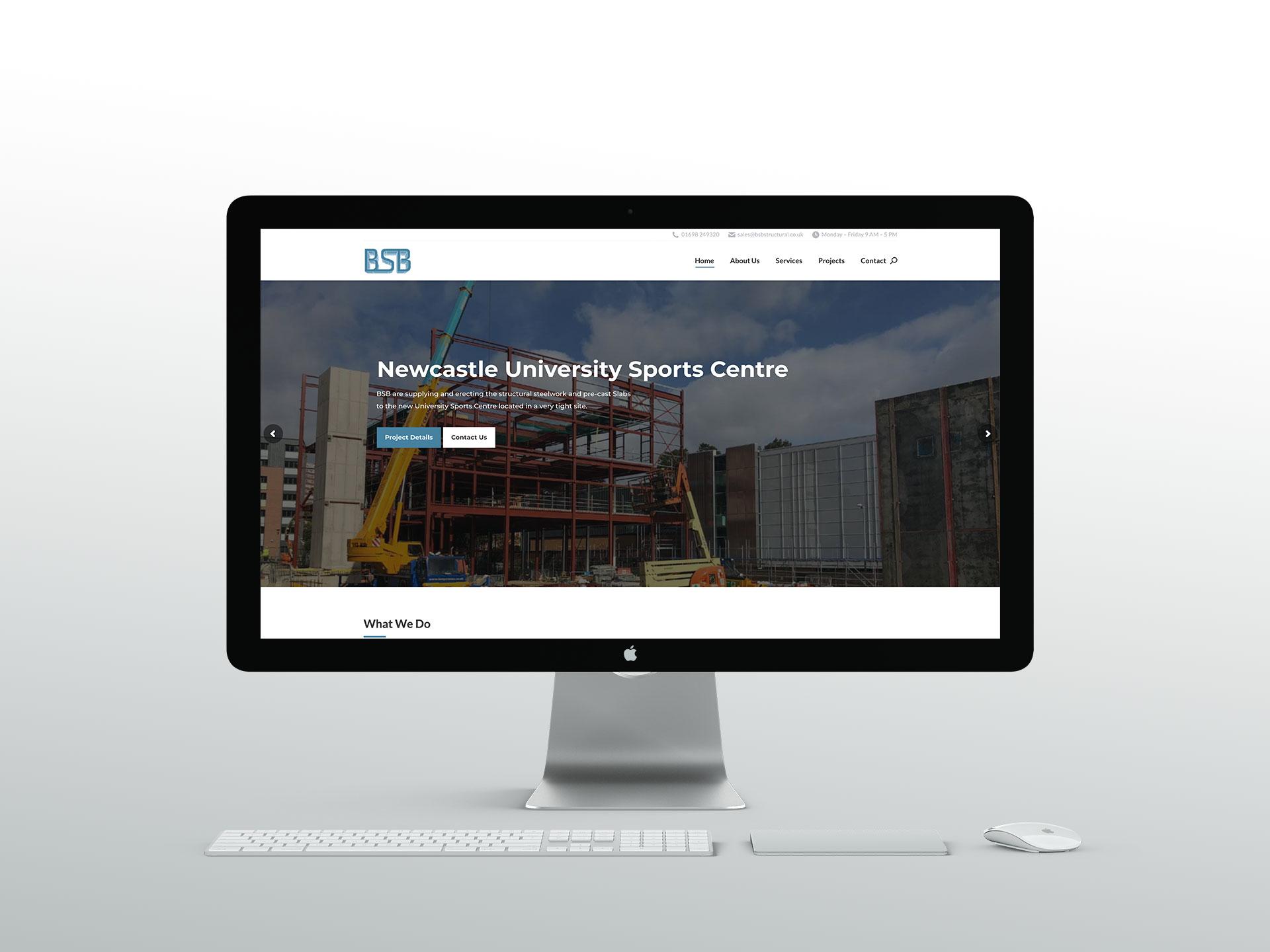 BSB Structural Website