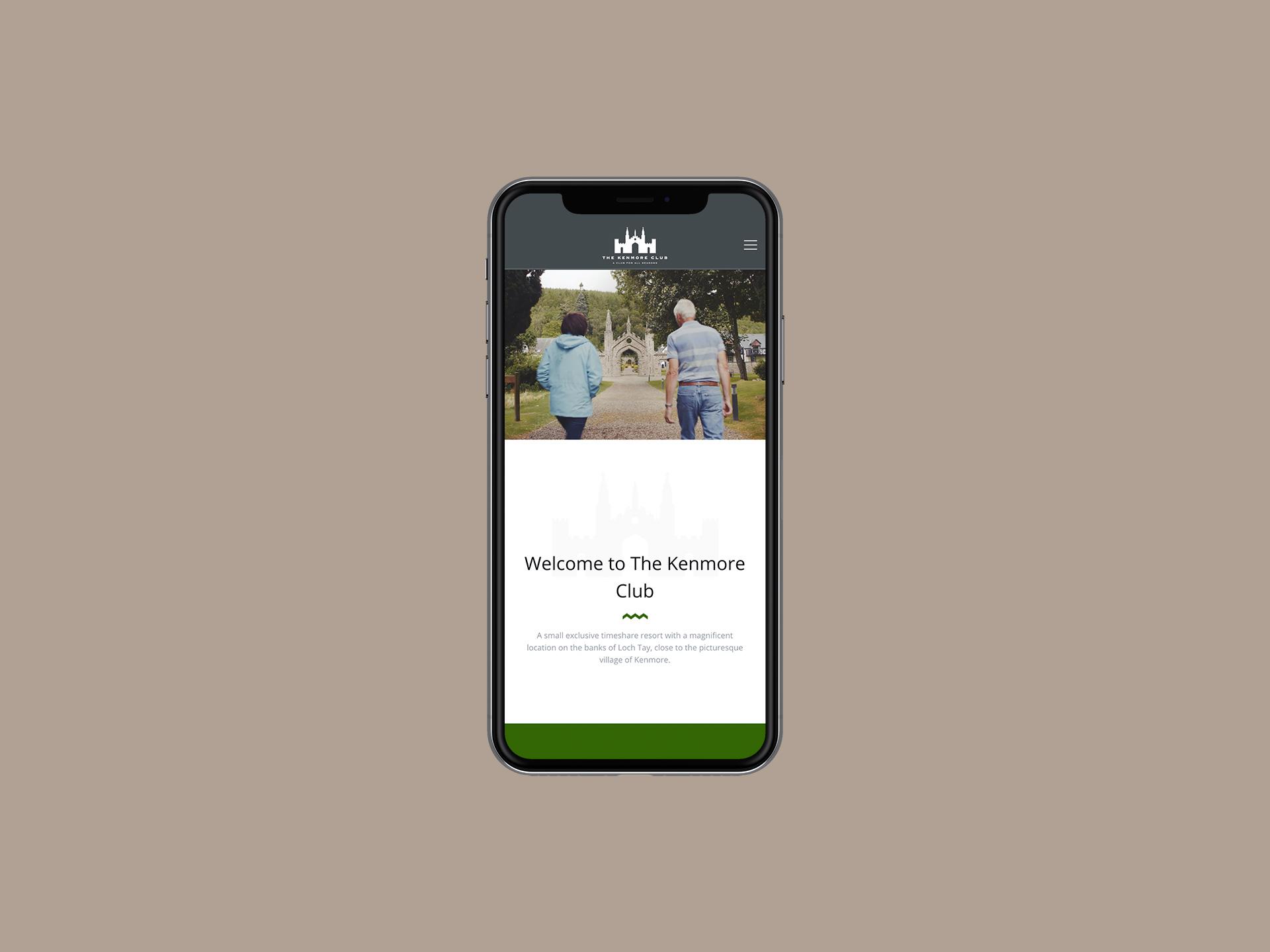 Kenmore Club Website