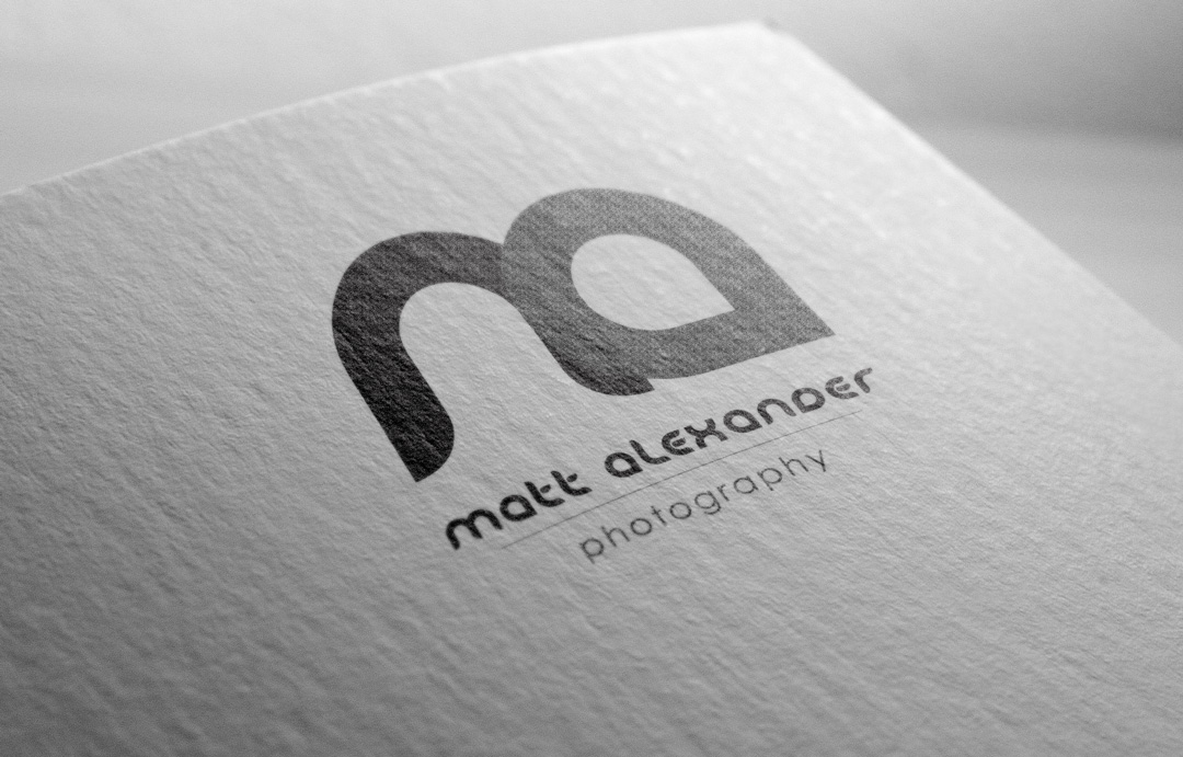 Matthew Alexander Photography Branding
