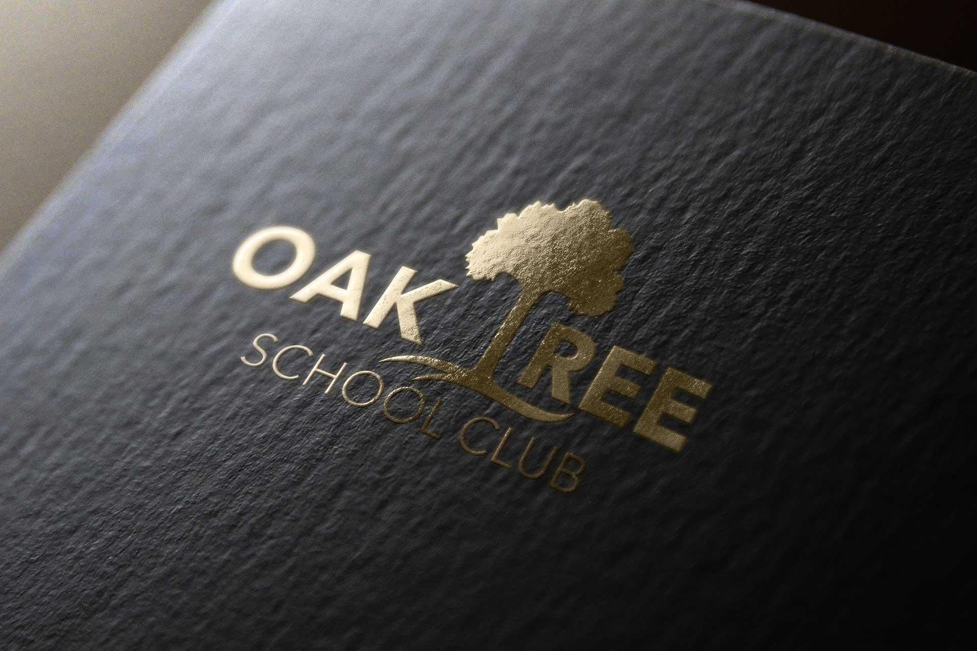 Oak Tree School Club Logo